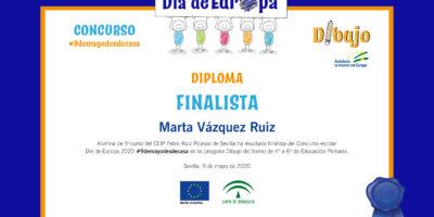 Concurso Día de Europa